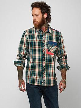 joe-browns-cracking-combination-shirt-bluegreennbsp