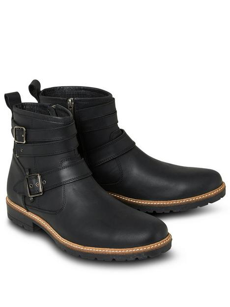joe-browns-one-for-the-road-oiled-biker-boots-black