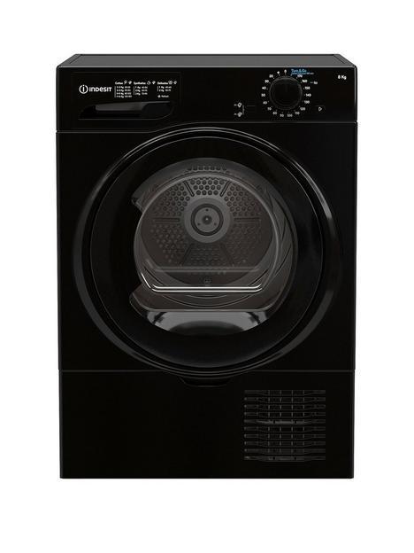 indesit-i2d81buk-8kg-freestanding-tumble-dryer