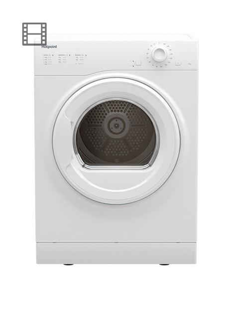 hotpoint-h1d80wuk-8kg-freestanding-tumble-dryer