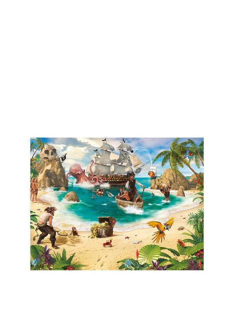 walltastic-pirate-and-treasure-wall-mural