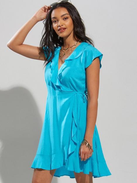 pour-moi-textured-woven-wrap-beach-dress