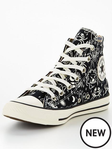 converse-chuck-taylornbspall-star-hi-tops-black