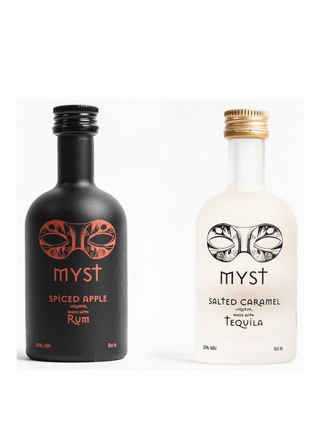 myst-rum-amp-tequila-liqueur-miniature-duo