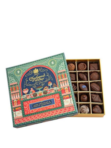 charbonnel-et-walker-dark-chocolate-and-truffle-selection