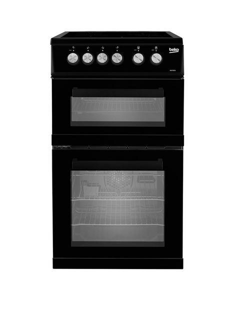 beko-kdvc563ak-double-over-electric-cooker-black