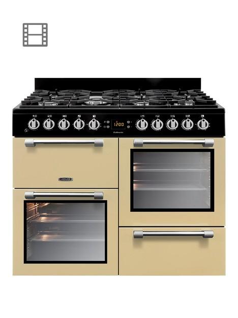 leisure-ck100g232c-100cm-cookmaster-gas-range-cooker-cream