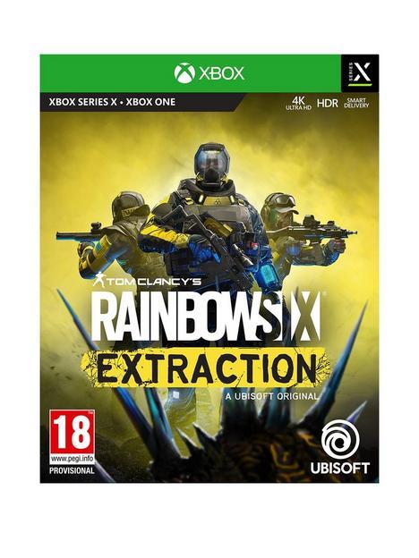 xbox-rainbow-sixnbspextraction
