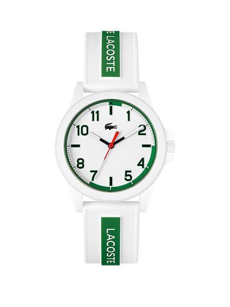 lacoste-lacoste-white-dial-green-white-strap-kidsteen-watch
