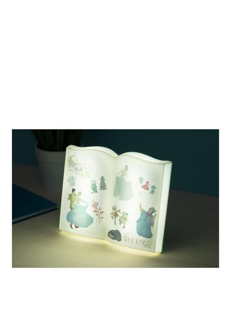 disney-princess-cinderella-story-book-light