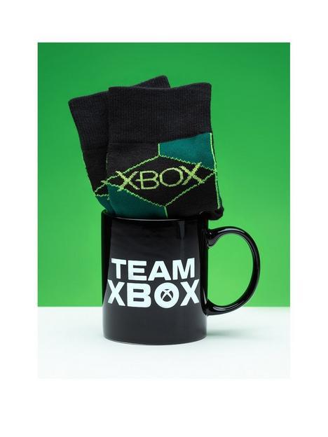 xbox-mug-and-socks-set