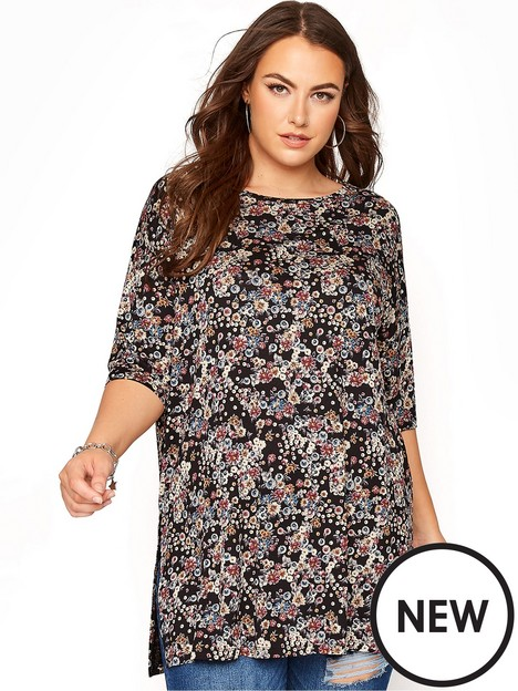 yours-printed-floral-top