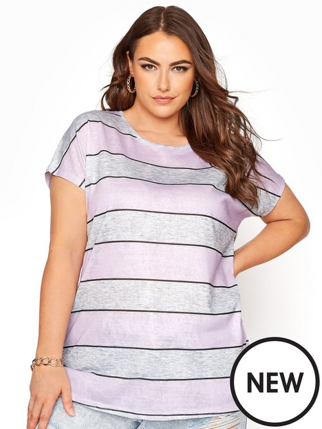 yours-striped-short-sleeve-tee