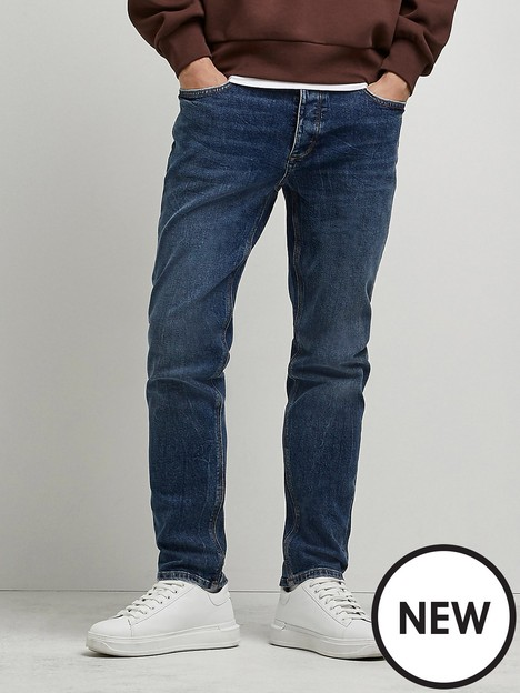 river-island-faded-wash-distressed-jeans-blue