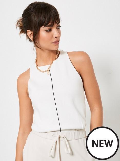 mint-velvet-off-white-crew-knitted-vest
