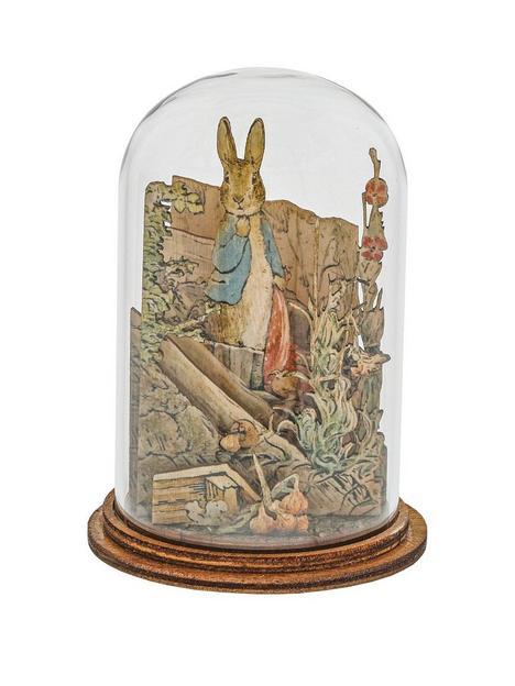peter-rabbit-with-handkerchief-kloche