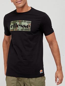 ellesse-avel-t-shirt-black