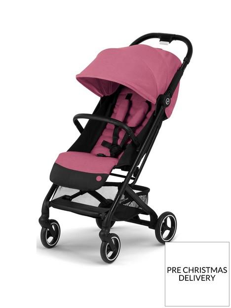 cybex-beezy-pushchair-magnolia-pink