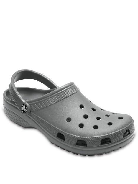 crocs-classic-clog-slip-on-flat-shoes-slate