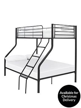 kidspace-domino-trio-bunk-bed