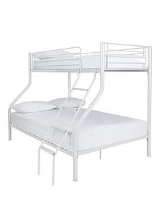 Bunk Beds White Home Garden Www Littlewoods Com