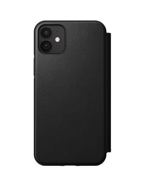 nomad-rugged-folio-black-leather-magsafe-iphone-12-12-pro