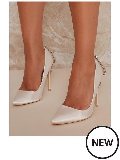 chi-chi-london-embellished-satin-stiletto-heel-court-shoe-white