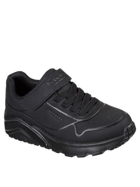 skechers-uno-lite-trainer-black