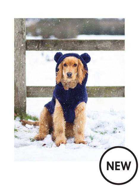 rosewood-teddy-bear-dog-hoodie-small