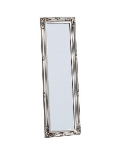 gallery-gallery-grangemore-baroque-leaner-mirror-silver