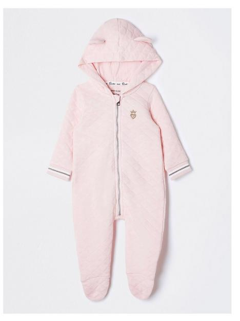 river-island-baby-baby-girls-quilted-all-in-one-pink