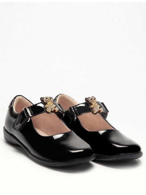 lelli-kelly-fuzzy-bear-dolly-school-shoe-black