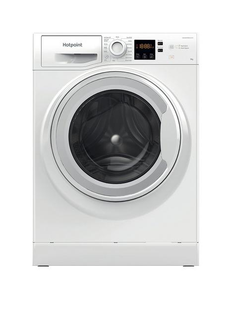 hotpoint-nswm944cwukn-9kg-load-1400-spin-washing-machine-white