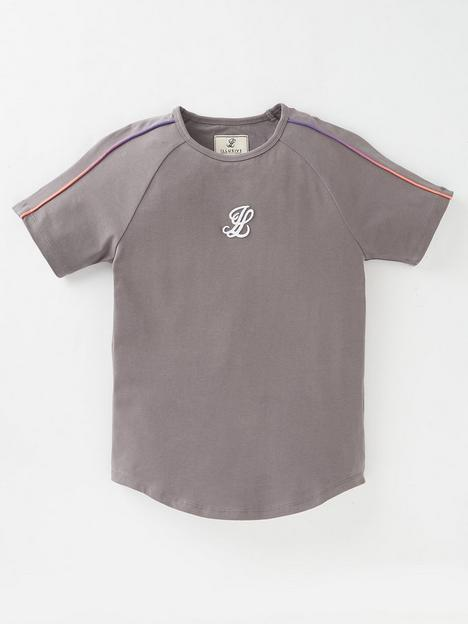 illusive-london-boys-transient-raglan-t-shirt--nbsp-grey