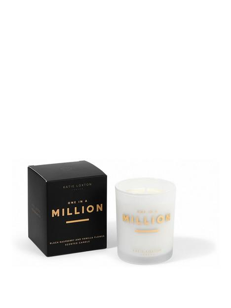 katie-loxton-sentiment-candle-one-in-a-million-pomelo-and-lychee-flower