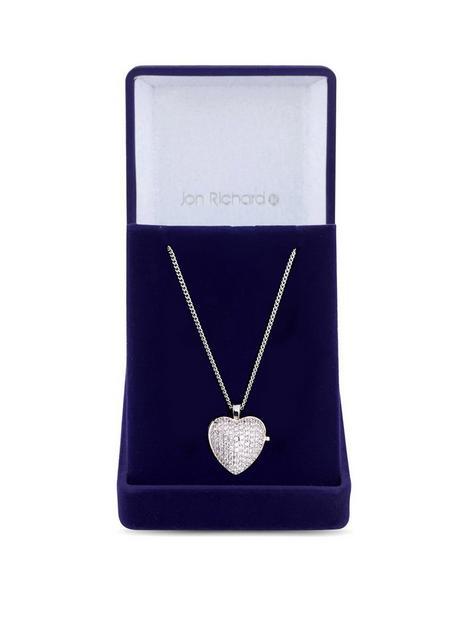 jon-richard-rhodium-plate-cubic-zirconia-micro-pave-heart-locket-pendant