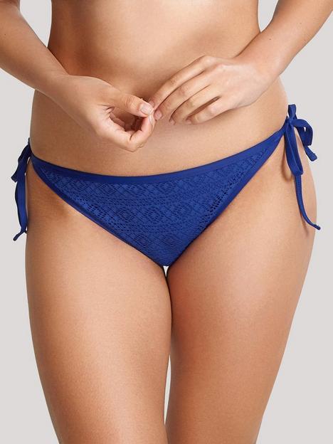 panache-anya-crochet-tie-bikini-brief-blue