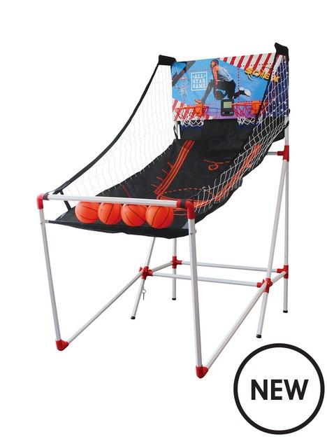 solex-foldable-junior-basketball-2-player-arcade-game