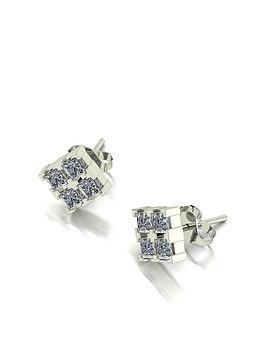 moissanite-moissanite-9ct-gold-100ct-total-square-stud-earrings