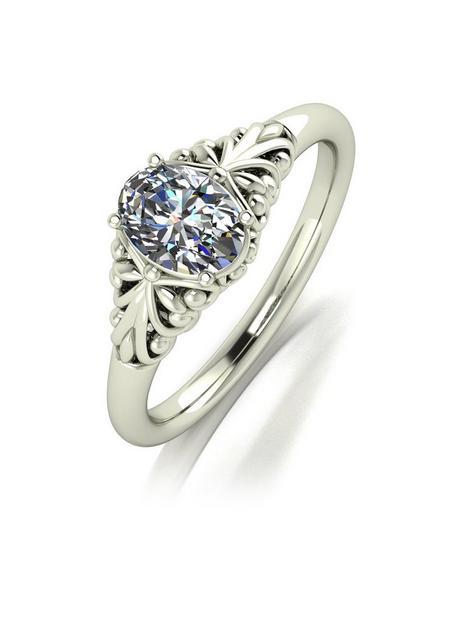 moissanite-lady-lyndsey-9ct-white-gold-filgree-bezel-set-ring
