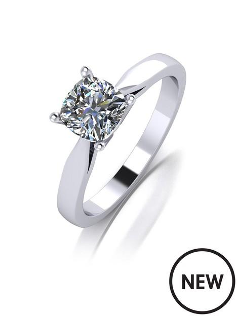 moissanite-platinum-11ct-cushion-shaped-moissanite-solitaire-ring