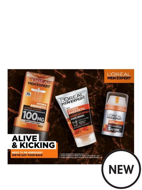 loreal-paris-loreal-paris-men-expert-alive-kicking-shower-gel-face-wash-moisturiser-gift-set-for-him
