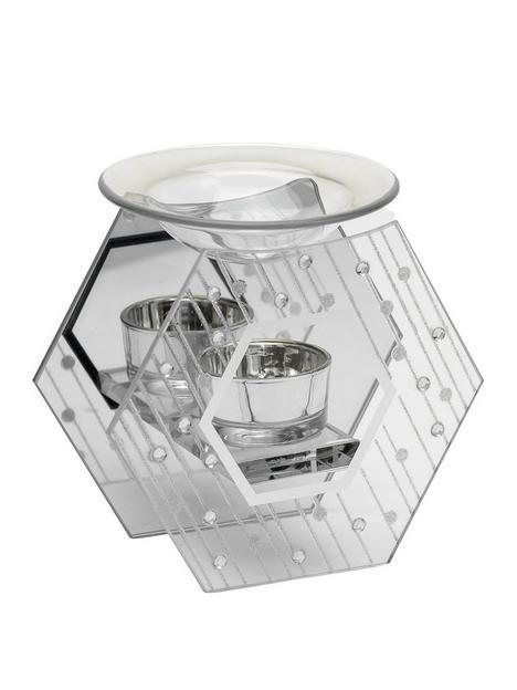 hestia-mirror-glass-raindrop-design-oil-burner