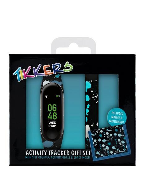 tikkers-activity-tracker-gift-set-kids