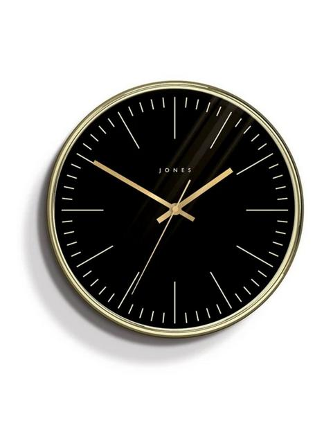 jones-clocks-penny-wall-clock