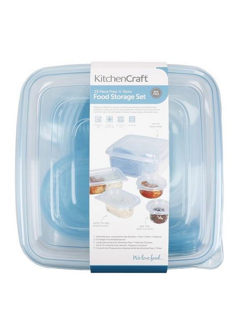kitchencraft-kitchen-craft-23pc-storage-set