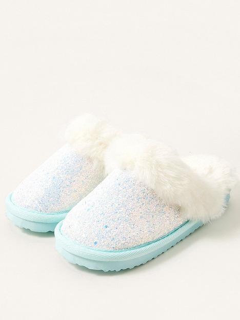 monsoon-girls-irridescent-glitter-slider-slippers-multi
