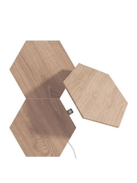 nanoleaf-elements-wood-hexagons-expansion-pack-3pk