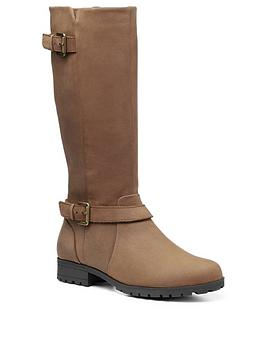 hotter-belgravia-wide-fit-knee-high-boots-tan