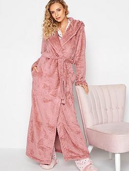 long-tall-sally-honeycomb-hooded-robe